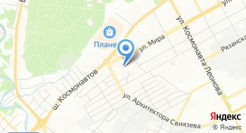 Подстанция № 3 Скорой медицинской помощи Индустриального района на карте