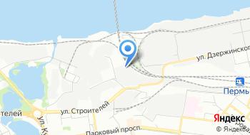 РПК-Пермь на карте