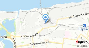 Интернет-магазин Подсолнух59 на карте