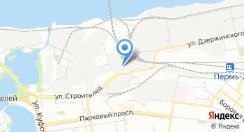 Тюльпания на карте