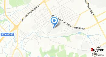 Производственное предприятие Урал на карте