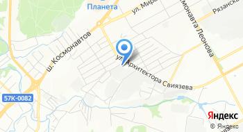 Пермский ветеринарный диагностический центр на карте