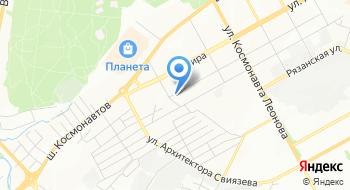 Торговый дом Живана на карте