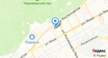 Вектор-ПК на карте
