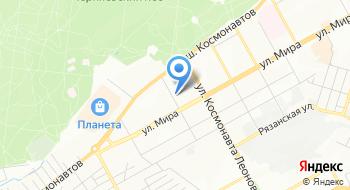 МАУ ДО ДЮЦ Рифей на карте