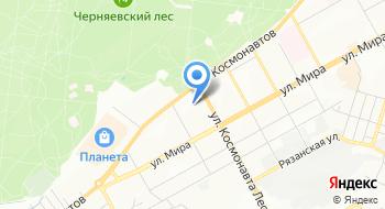 Юмикон на карте