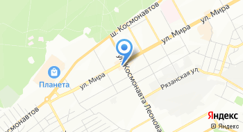 Универсальный магазин Сильва на карте