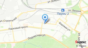 Промантикорр-Пермь на карте