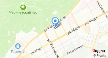 Мигрант-офис на карте