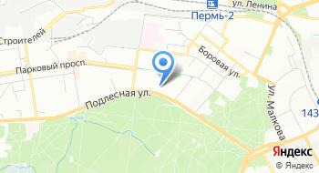 Автоцентр Рено на карте
