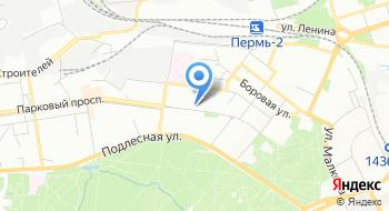 Урал-Лифт на карте