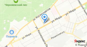 Ветеринарная клиника Ирбис на карте