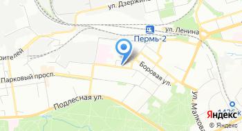 Автоломбард-Урал на карте