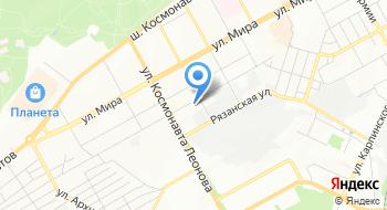 Отделение государственного пожарного надзора города Перми по Индустриальному району на карте