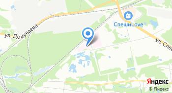 Пермский краевой перинатальный центр на карте