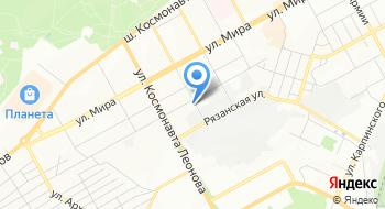 АСвет на карте