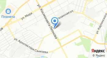 Центр автосервисного оборудования на карте