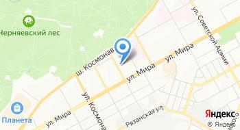Ателье Обувь-сервис на карте