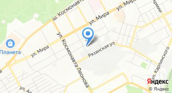 Модуль-Сервис Плюс на карте