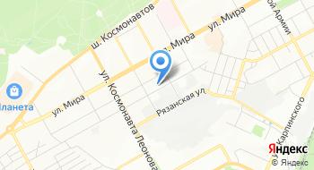 КГБОУСУВУ Уральское подворье на карте