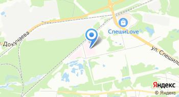 Федеральный центр сердечно-сосудистой хирургии им. С.Г. Суханова на карте