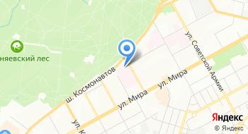 МУЗ Медсанчасть №9 им. М.А. Тверье, гинекологическое отделение №1 на карте
