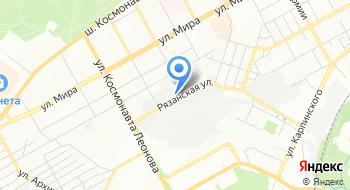 Уралмонтажвентиляция на карте