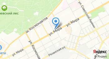 Детская библиотека №6 им. В.В. Бианки на карте