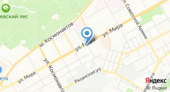 Краевая Клиническая Стоматологическая Поликлиника, Детское отделение на карте