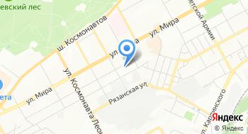 Консалтинговый научно-образовательный центр на карте