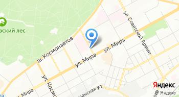 Краевая клиническая стоматологическая поликлиника, Взрослое отделение на карте