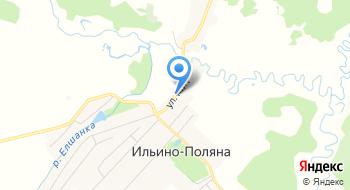 Бабин Д. Ю., КФХ на карте