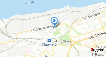 Студенческий дворец культуры на карте