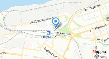 Печатный салон В кадре на карте