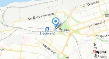 Скороходофф на карте