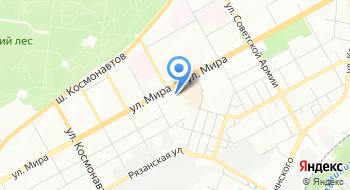 Студия Ералаш Пермь на карте