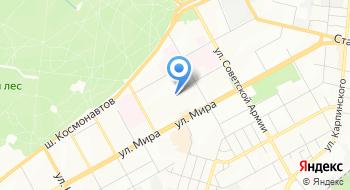 Роддом Медлайф на карте