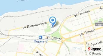 Интернет-магазин Fiberoptic.perm.ru на карте