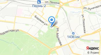 Образцовый театр танца Асолль на карте