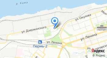 Учебно-научный центр Воланд при ПГУ на карте