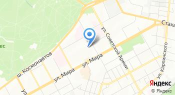 Петролеум-Трейдинг на карте
