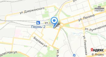 Магазин Автовектор на карте