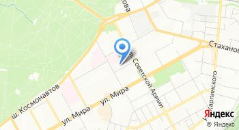 Пермский краевой онкологический диспансер на карте