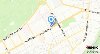 Автошкола Драйв Люкс на карте