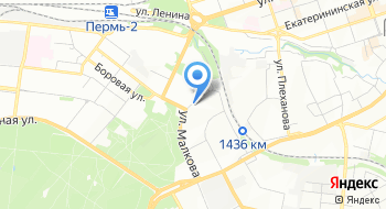 МедТехника МедПрокатПермь на карте