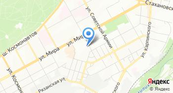 Трамвайное Депо Пермгорэлектротранс Балатовское отделение на карте