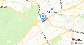 Интер-Сервис на карте
