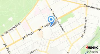 Уралинтеллеcт на карте