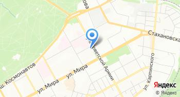 Специализированный отдел судебных приставов по ОУПДС на карте