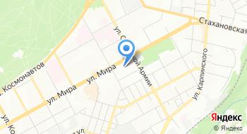 Территориальная избирательная комиссия Индустриального района г. Перми на карте